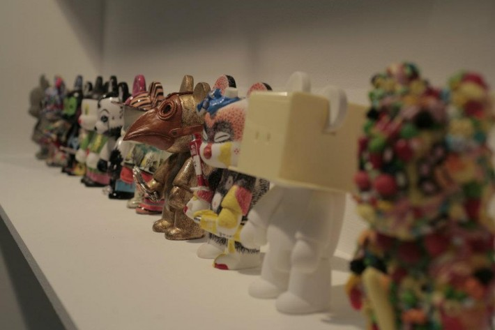 swab toy'z fair toys Barcelona